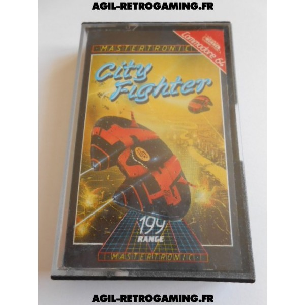 City Fighter C64