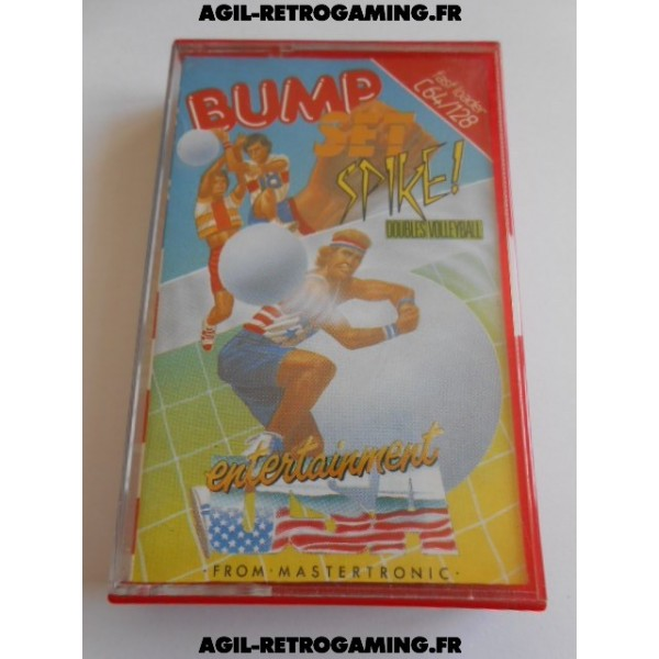 Bump Set Spike C64