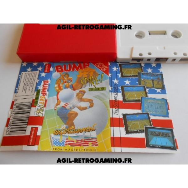 Bump Set Spike C64