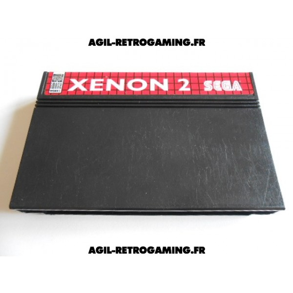 Xenon 2 sur Master System
