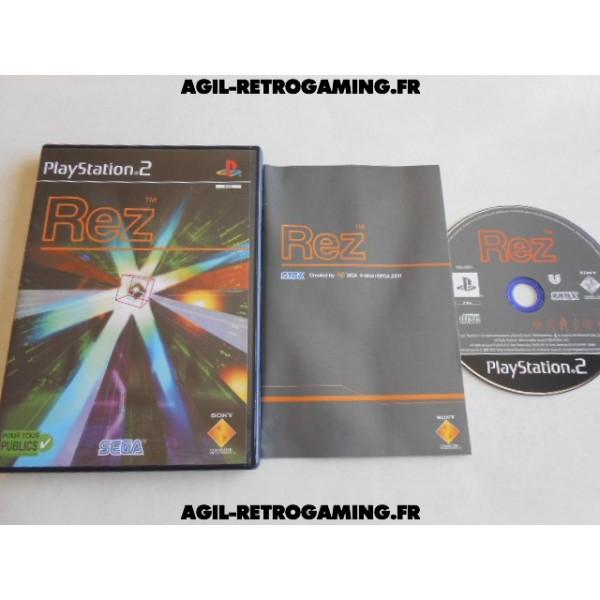 Rez sur PS2