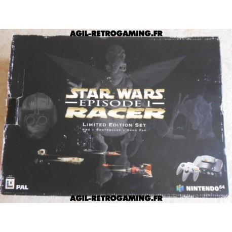 Nintendo 64 Star Wars Pak