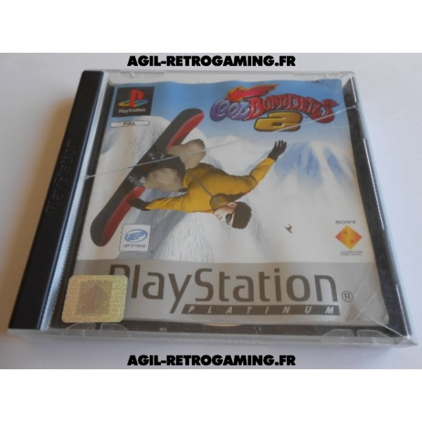Cool Boarders 2 pour PS1