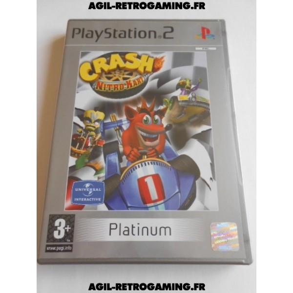 Crash Nitro Kart pour PS2