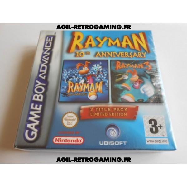 Rayman 10th Anniversary GBA