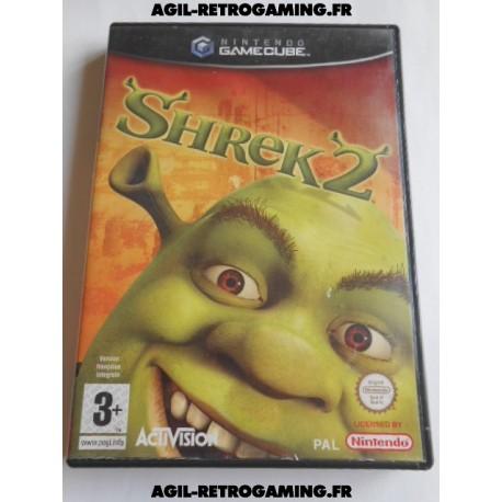 Shrek 2 sur GameCube