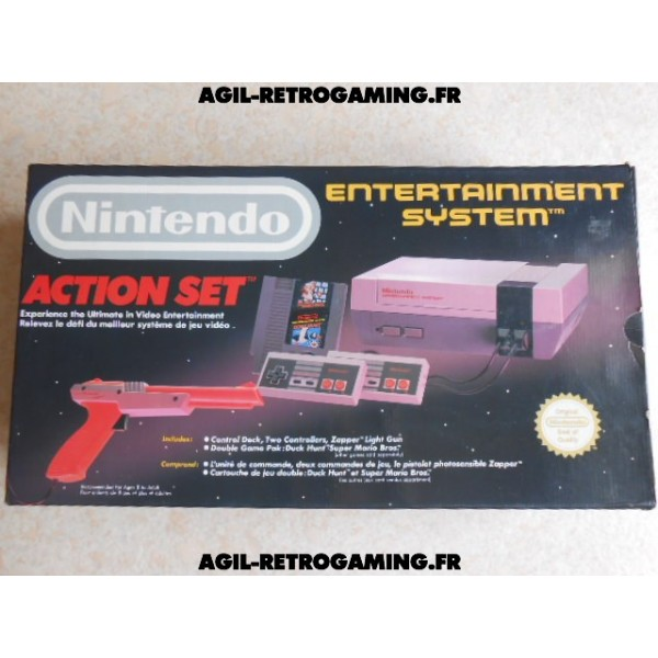 NES PACK ACTION SET