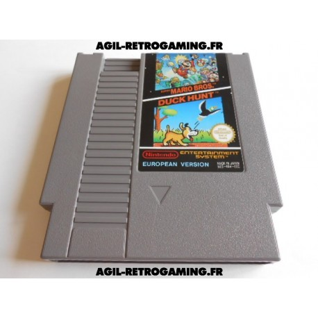 Super Mario Bros./Duck Hunt NES