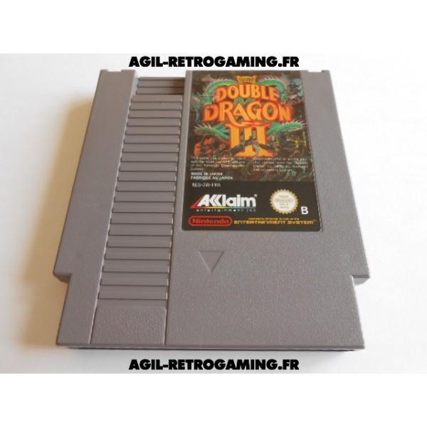 Double Dragon III sur NES