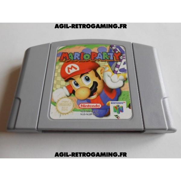 Mario Party 64