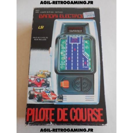 Pilote de Course - Bandai Electronics