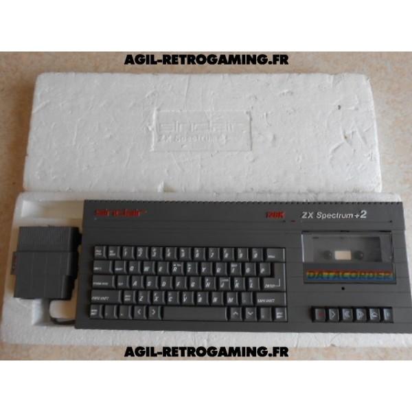 Sinclair - ZX Spectrum +2