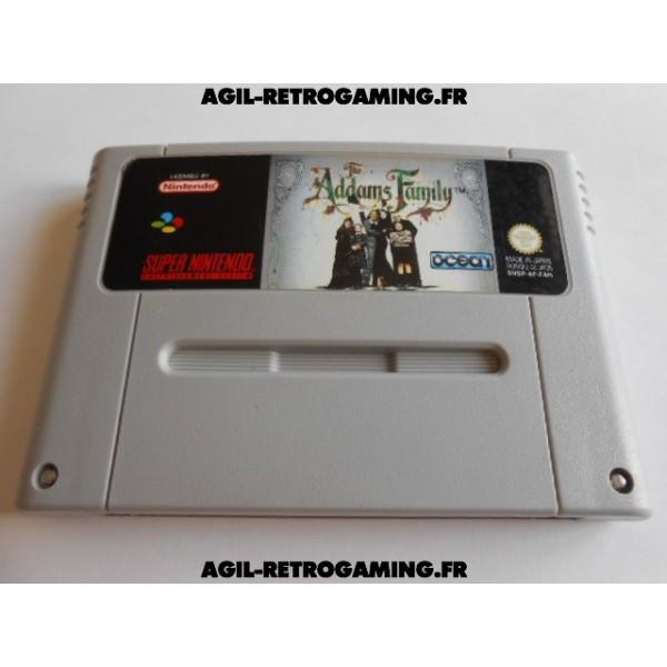 The Addams Family Super NES