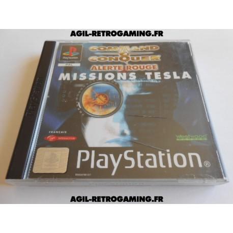 Command & Conquer Alerte Rouge : Missions Tesla