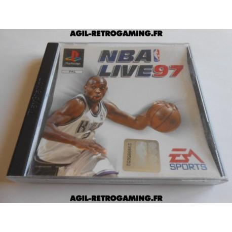 NBA Live 97 PS1