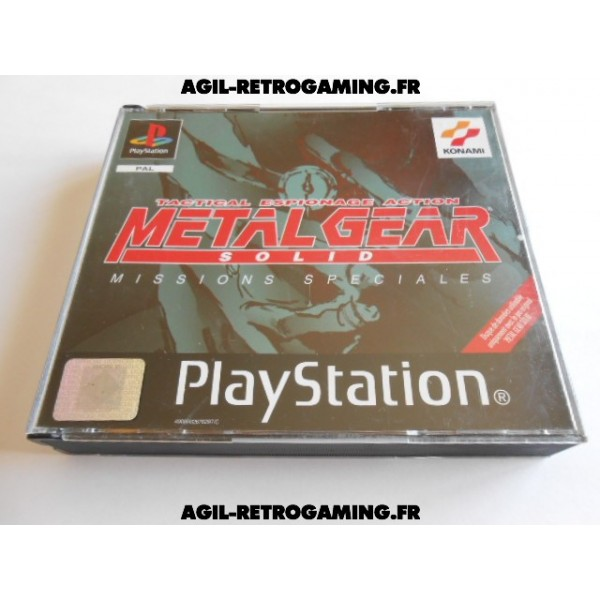 Metal Gear Solid Missions Speciales