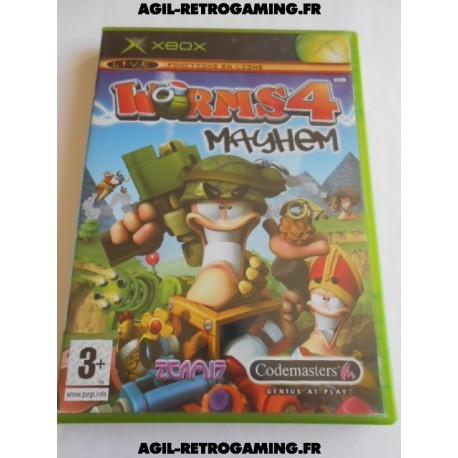 Worms 4 : Mayhem Xbox