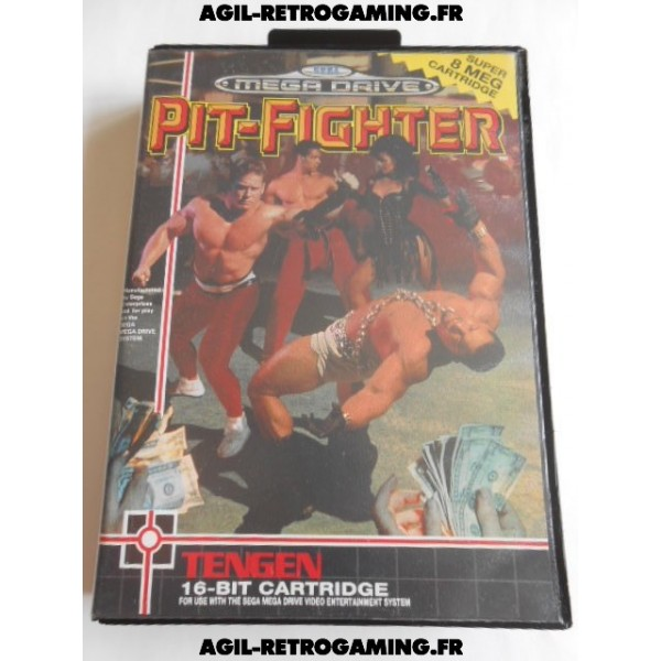 Pit Fighter MD