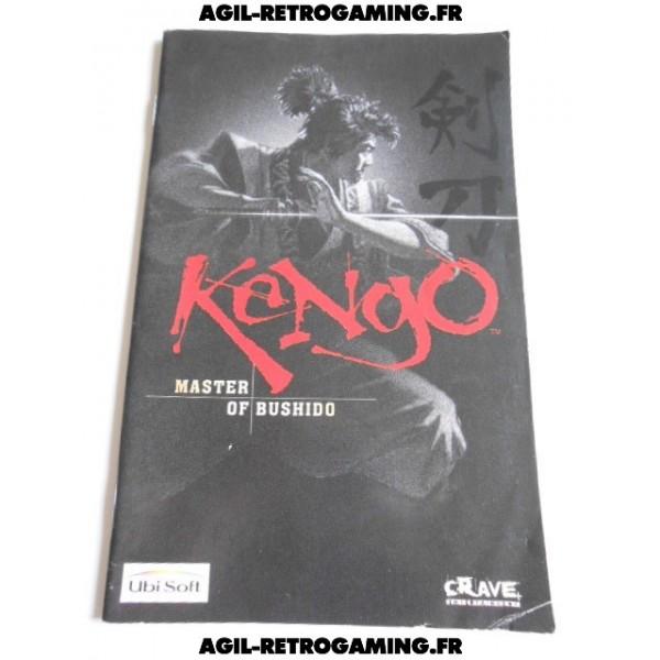 Kengo PS2 - Mode d'emploi