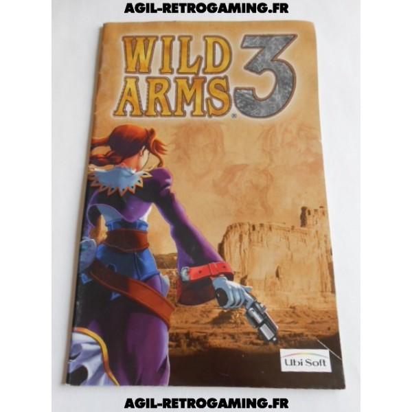 Wild Arms 3 PS2 - Mode d'emploi