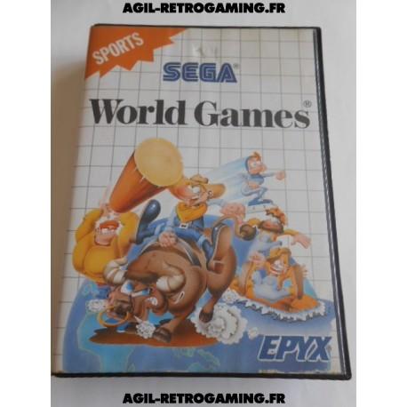 World Games SMS