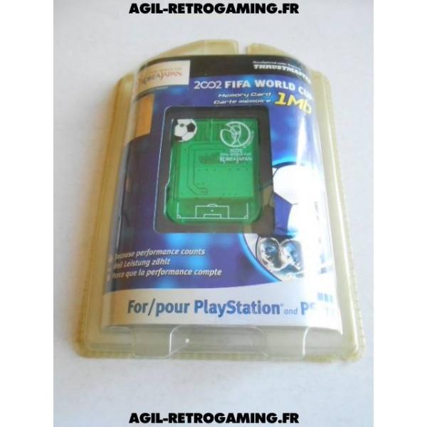 Carte Mémoire 1 Mo Neuve pour Playstation