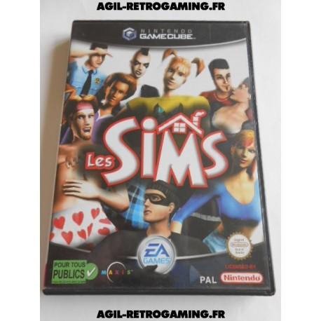 Les Sims sur GameCube