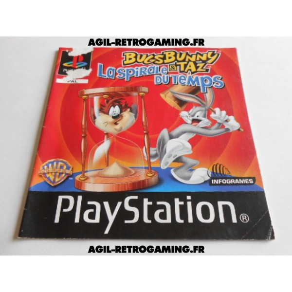 Bugs Bunny & Taz - Mode d'emploi