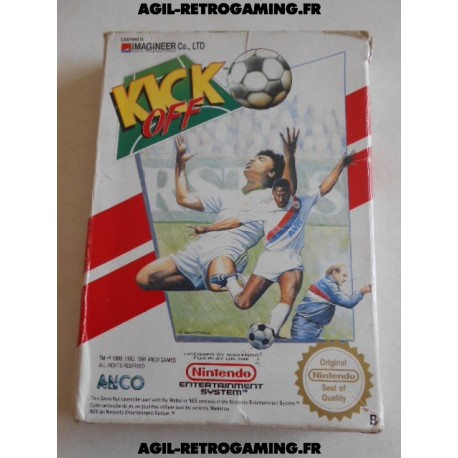 Kick Off sur NES