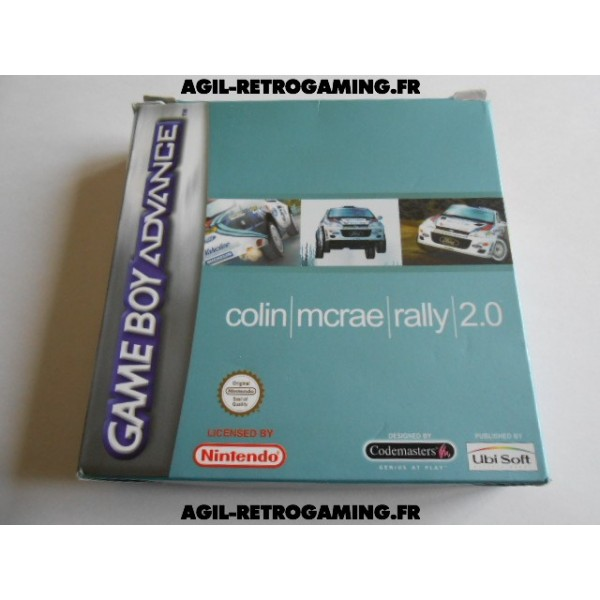 Colin McRae Rally 2.0 GBA