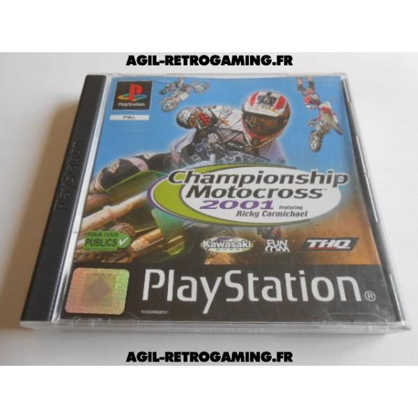 Championship Motocross 2001 Ft Carmichael