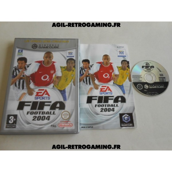 Fifa Football 2004 NGC