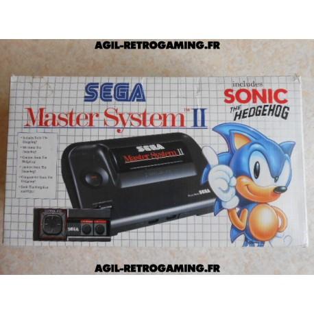Sega Master System II Pack Sonic