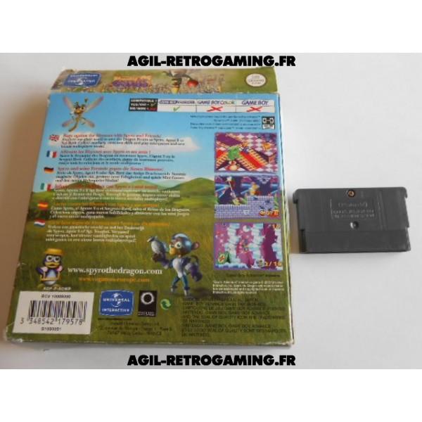 Spyro Adventure GBA