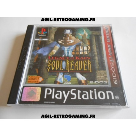 Legacy of Kain : Soul Reaver pour Playstation