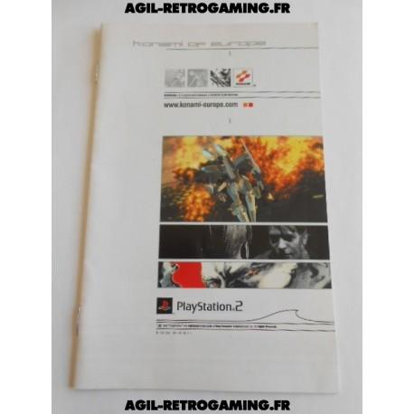 Catalogue des jeux PS2 Konami