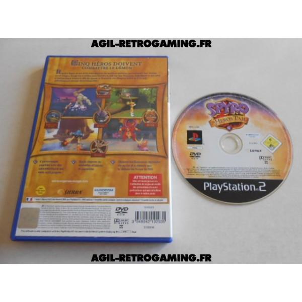 Spyro : A Hero's Tail PS2