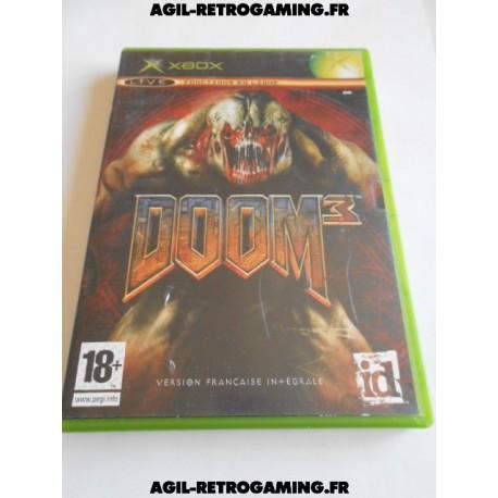 Doom 3 pour Xbox