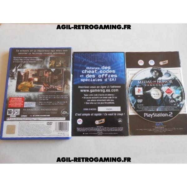 Medal of Honor : Avant-garde PS2