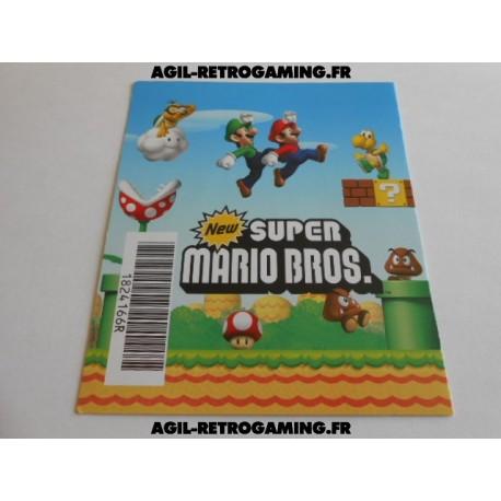 Carte VIP New Super Mario Bros DS