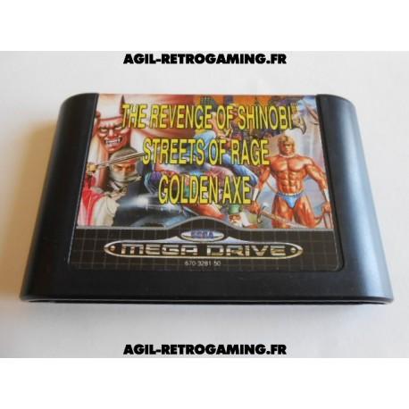 Mega Games 2 MD