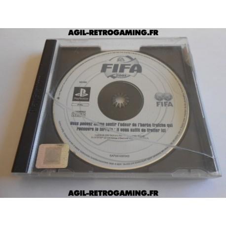 FIFA 2001 sur PS1