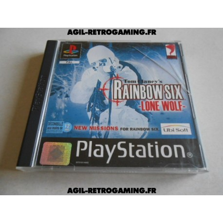 Tom Clancy's Rainbow Six Lone Wolf