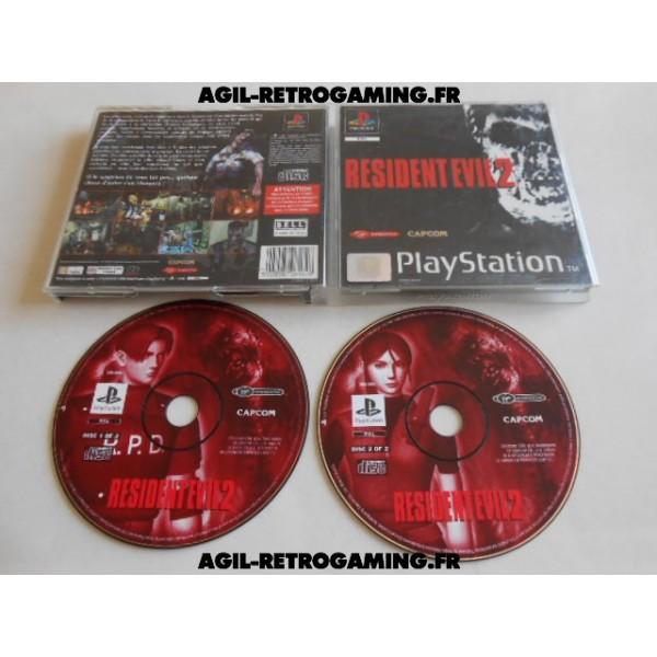 Resident Evil 2 pour PS1