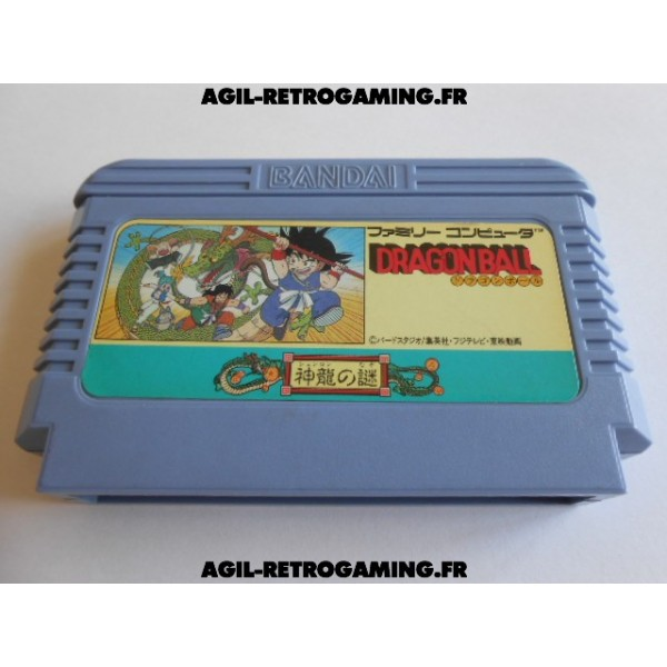 Dragonball Famicom