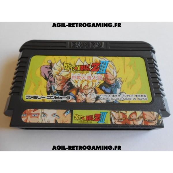 Dragonball Z III Famicom