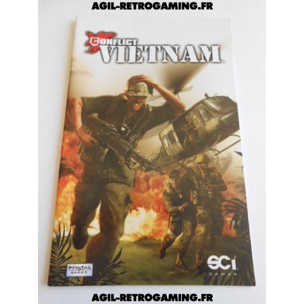Conflict Vietnam - Mode d'emploi