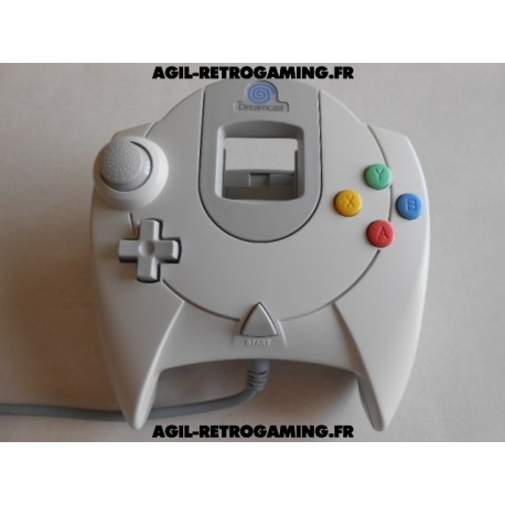 Manette officielle Sega pour Dreamcast