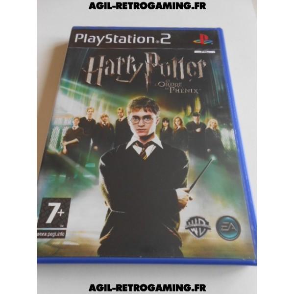 Harry Potter et l'Ordre du Phénix PS2