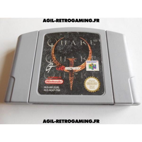 Quake sur N64